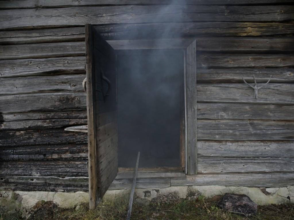 savusaunan ovi